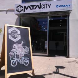 Taller De Bicicletas Mountain City en Santiago