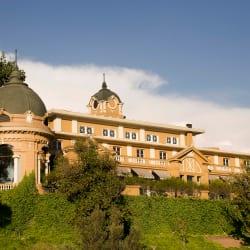 Palacio Riesco en Santiago
