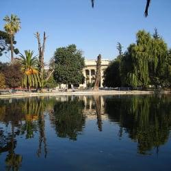 Parque Quinta Normal en Santiago