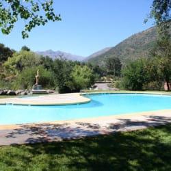 Parque del Agua  en Santiago