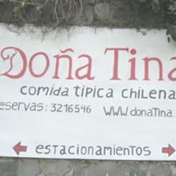 Doña Tina  en Santiago