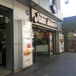 Juan Maestro - Providencia  en Santiago