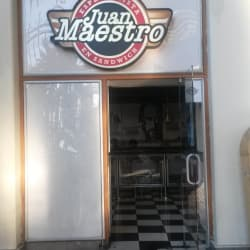 Juan Maestro - Estación Central en Santiago