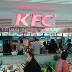 Kentucky Fried Chicken - Mall del Centro en Santiago