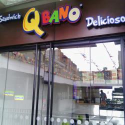 Sándwich Qbano Bazaar Alsacia en Bogotá