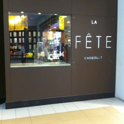 La Fête Chocolat - Mall Costanera Center en Santiago