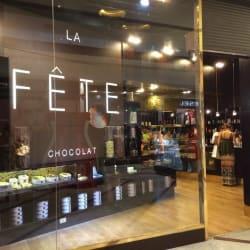 La Fête Chocolat - Mall Parque Arauco en Santiago