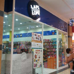 Lápiz Lopez - Mall Florida Center en Santiago