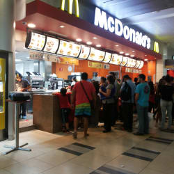 McDonald's - Costanera Center en Santiago