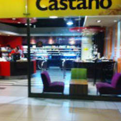 Castaño - Mall Costanera Center en Santiago