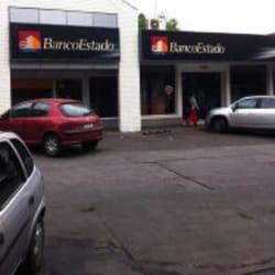 Banco Estado - Pueblo del Ingles en Santiago