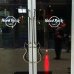 Hard Rock Café - Costanera Center en Santiago