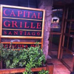 Restaurant Los Ganaderos Capital Grillé en Santiago