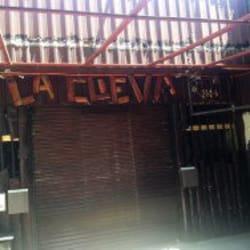Bar La Cueva en Santiago