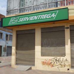 Servientrega Carrera 72 con 44C en Bogotá