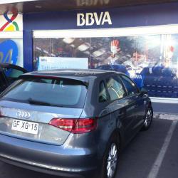 BBVA - Av. La Dehesa / Robles en Santiago