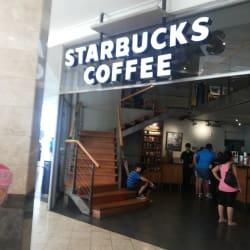 Starbucks - Mall Plaza Vespucio en Santiago