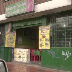 Restaurante y Pescadería Corazón del Pacífico en Bogotá