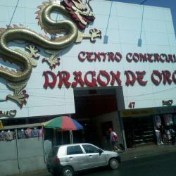 Centro Comercial Dragón de Oro en Santiago