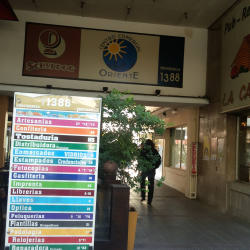Centro Comercial Oriente en Santiago