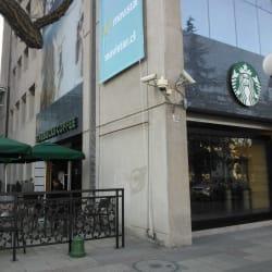 Starbucks - Telefónica en Santiago
