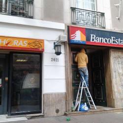 Banco Estado Irarrázaval / Pedro de Valdivia en Santiago
