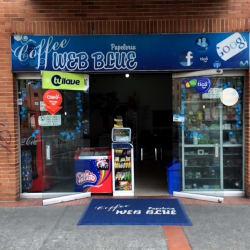 Café Web Blue en Bogotá