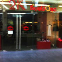 2K Boutique en Santiago