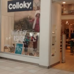 Colloky - Mall Plaza Norte en Santiago