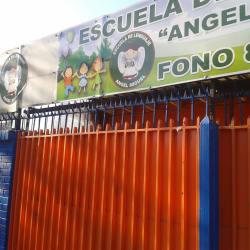 """Escuela de Lenguaje """"Angel Miguel"""" en Santiago"""