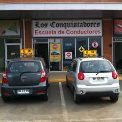 Escuela de Conducir Los Conquistadores en Santiago
