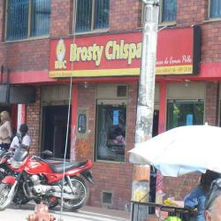 Brosty Chispas en Bogotá