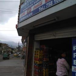 Dulcería La Economía en Bogotá