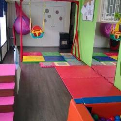 Escuela Por mi y Para ti en Santiago