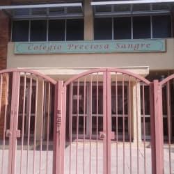 Escuela Preciosa sangre en Santiago