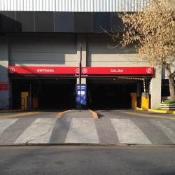 Estacionamento Unimarc - Escuela MIlitar en Santiago