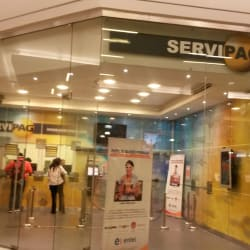 Servipag - Costanera Center en Santiago