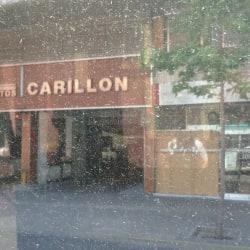 Estacionamiento Carillón (Merced / San Antonio) en Santiago