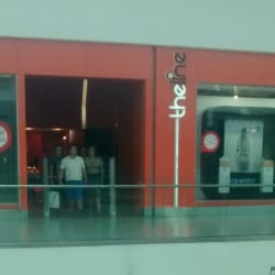 The Line - Mall Plaza Norte en Santiago