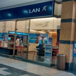 LAN - Mall Florida Center en Santiago