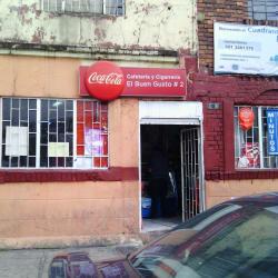 Cigarrería y Cafetería El Buen Gusto 2 en Bogotá