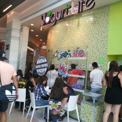 Yogurt Life - Costanera Center en Santiago