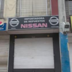 Importadora de Repuestos Nissan en Bogotá
