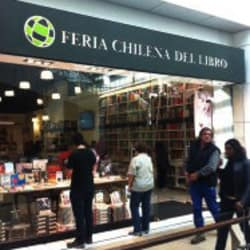Feria Chilena del Libro - Costanera Center en Santiago