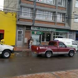 Banco Popular - Ricaurte en Bogotá