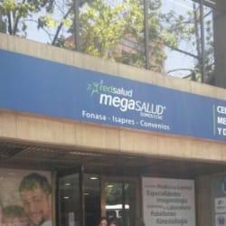 Megasalud - Providencia en Santiago