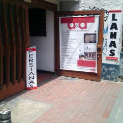 a&a Persianas y Cortinas en Bogotá