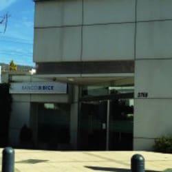 Banco Bice Vitacura en Santiago