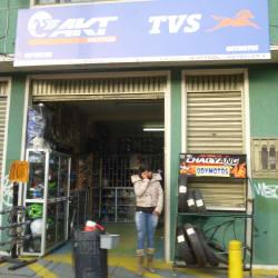 Akt Tvs Odymotos en Bogotá