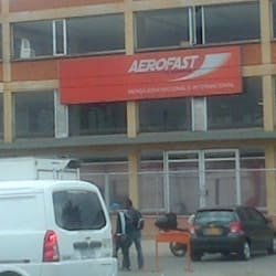 Aerofast en Bogotá